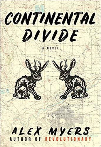 Book cover for Continental Divide