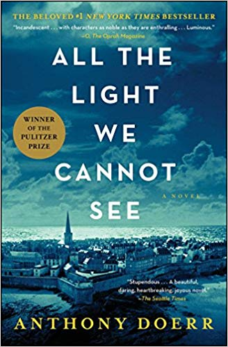 Book cover for all the light we cannot see