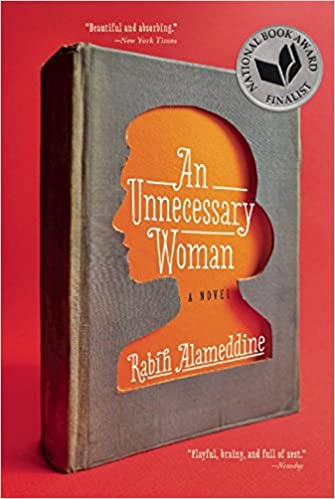 Book cover for An Unecessary Woman