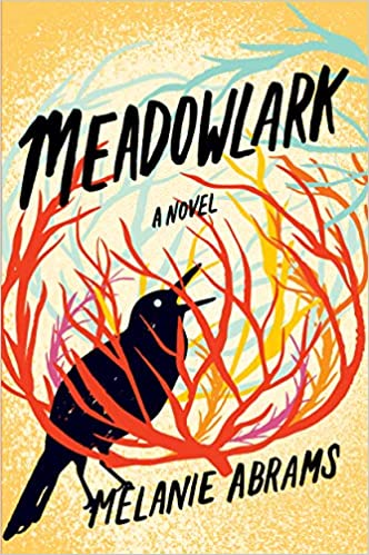 Book cover for the meadowlark