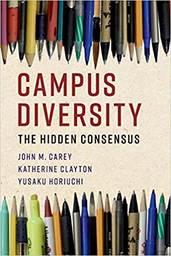 Book cover for Campus Diversity