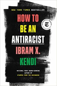 Book cover for How to be an Anticracist