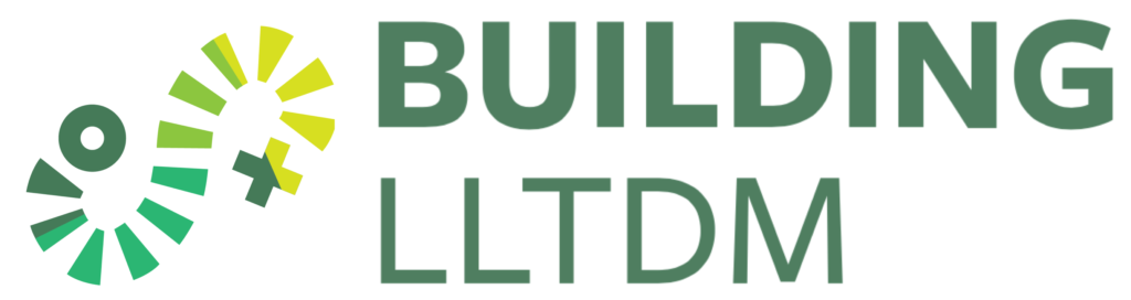 This is a logo of the Building LLTDM Institute