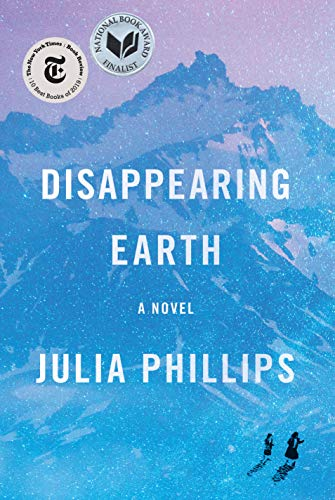 Book cover for Disappearing Earth