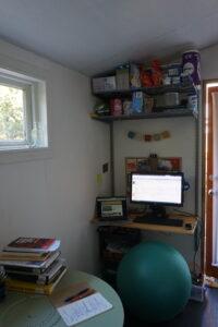 Margaret's desk