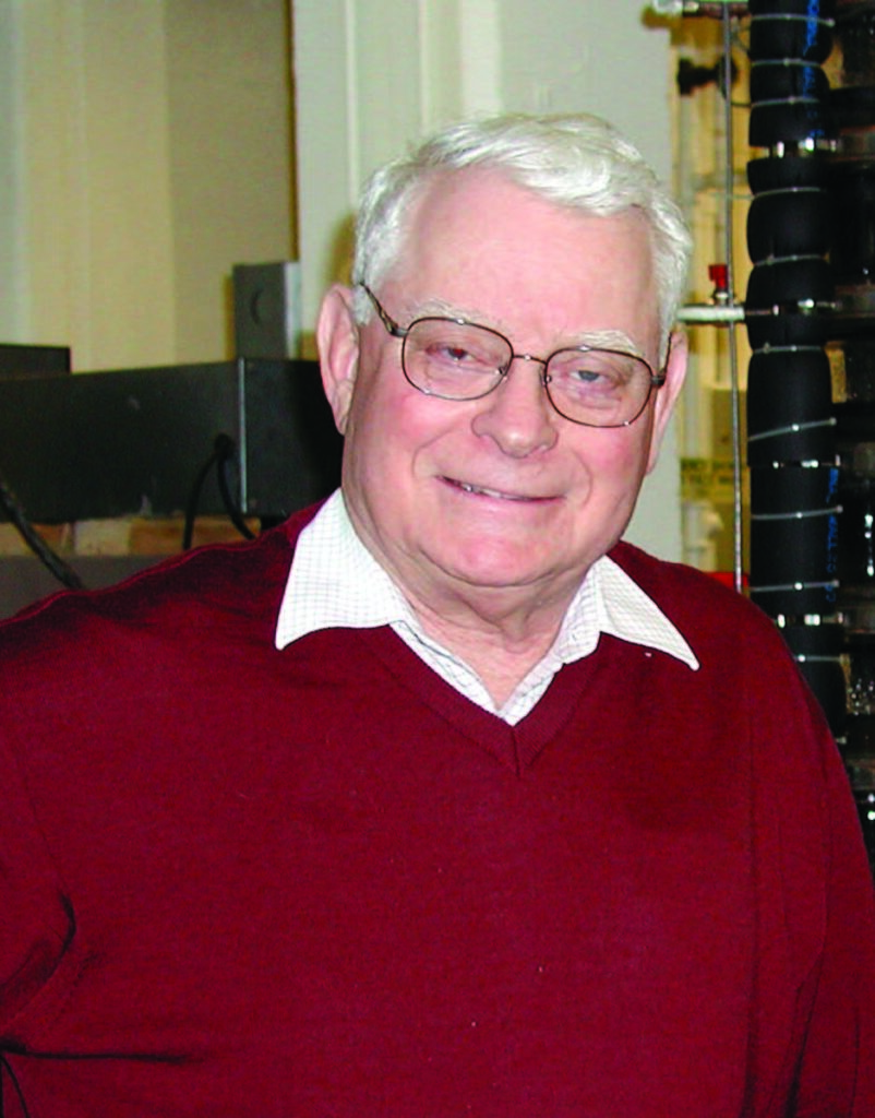 photo of John. M. Prausnitz