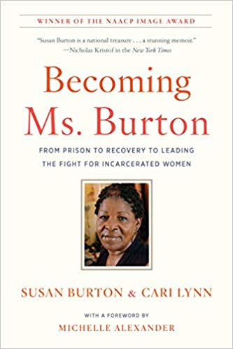 Book cover for becoming ms. burton