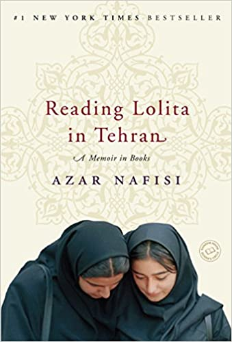 Book cover for Reading Lolita in Tehran