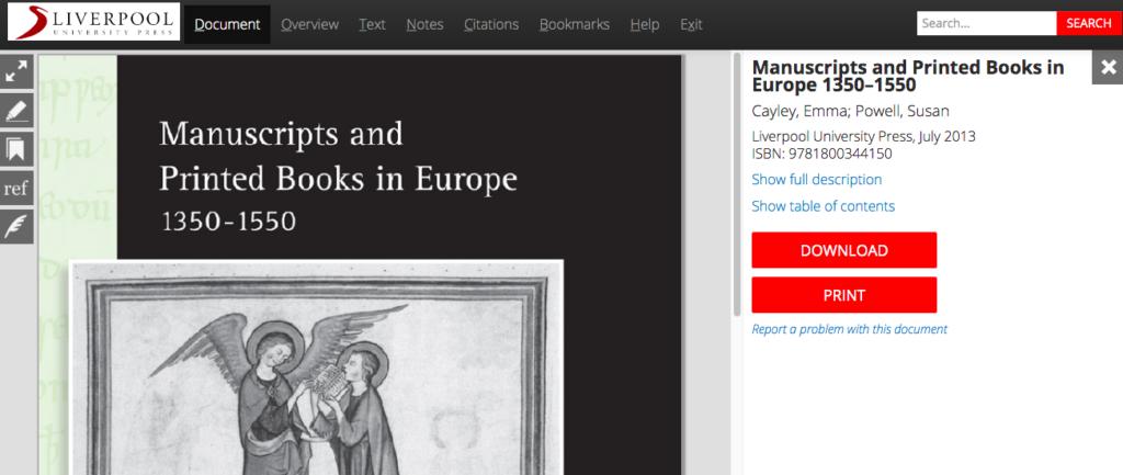 Exeter Medieval Online