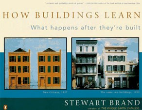 Cover of How Buildings Learn book