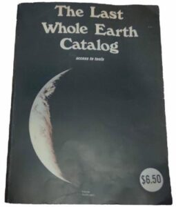 Cover of The Last Whole Earth Catalog book