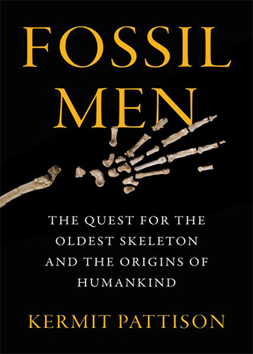 Book cover for Fossil Men