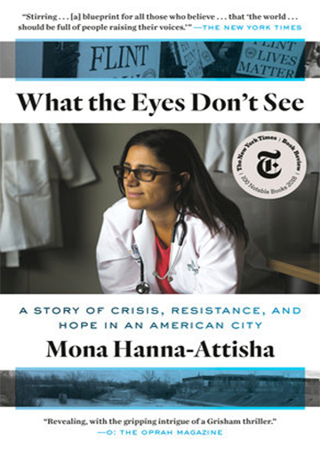 Book cover for What the Eyes Don't See