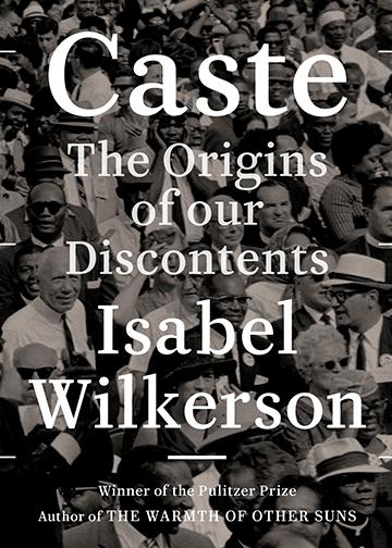 Book cover for Caste