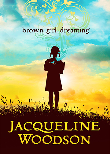 Book cover for Brown Girl Dreaming