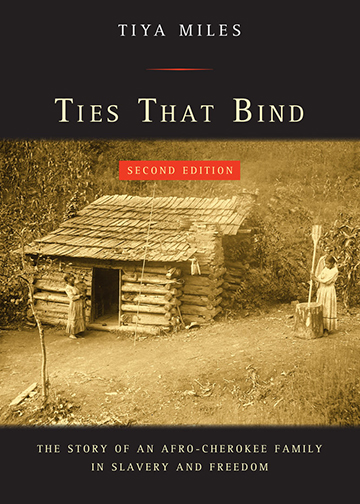 Book cover for Ties That Bind