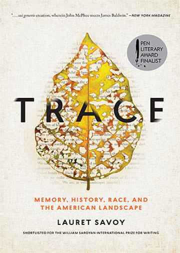 Book cover for Trace
