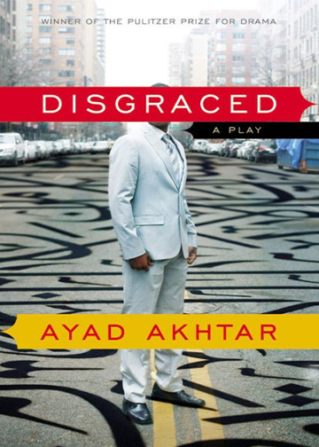 Book cover for Disgraced