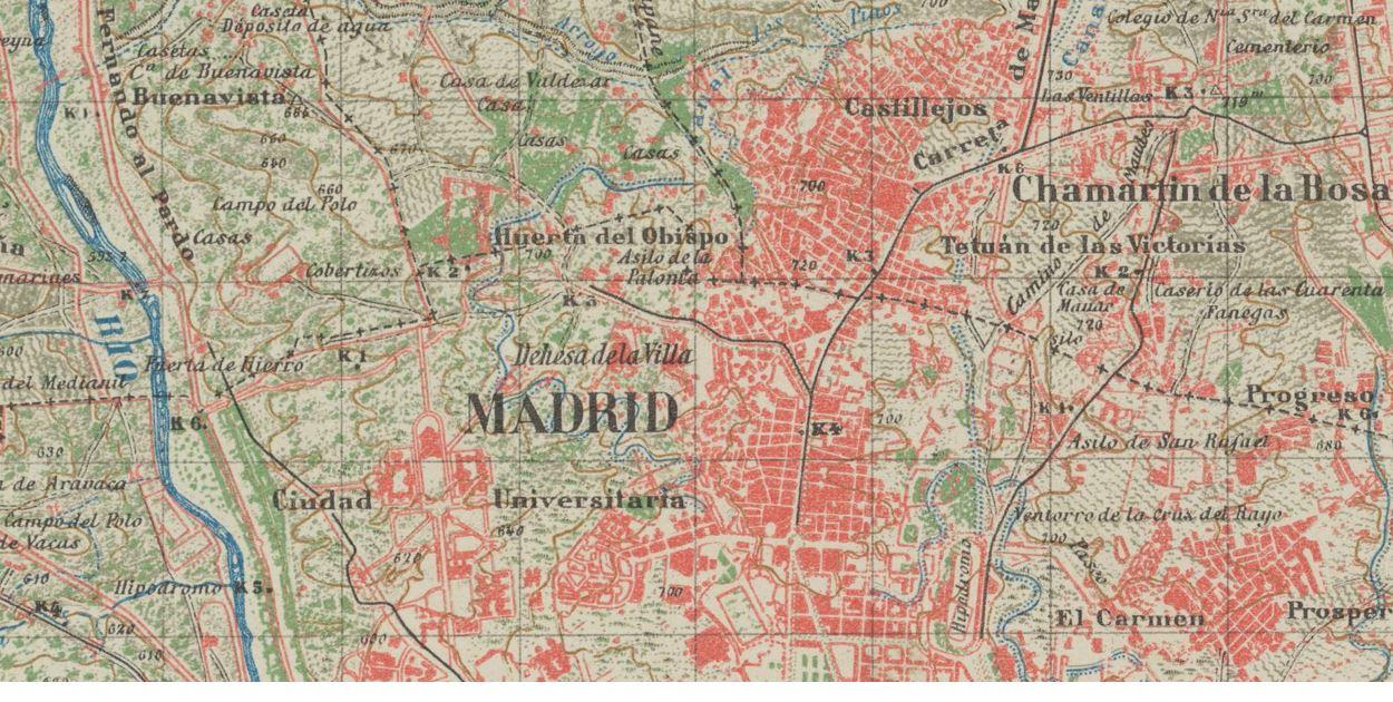Madrid sheet
