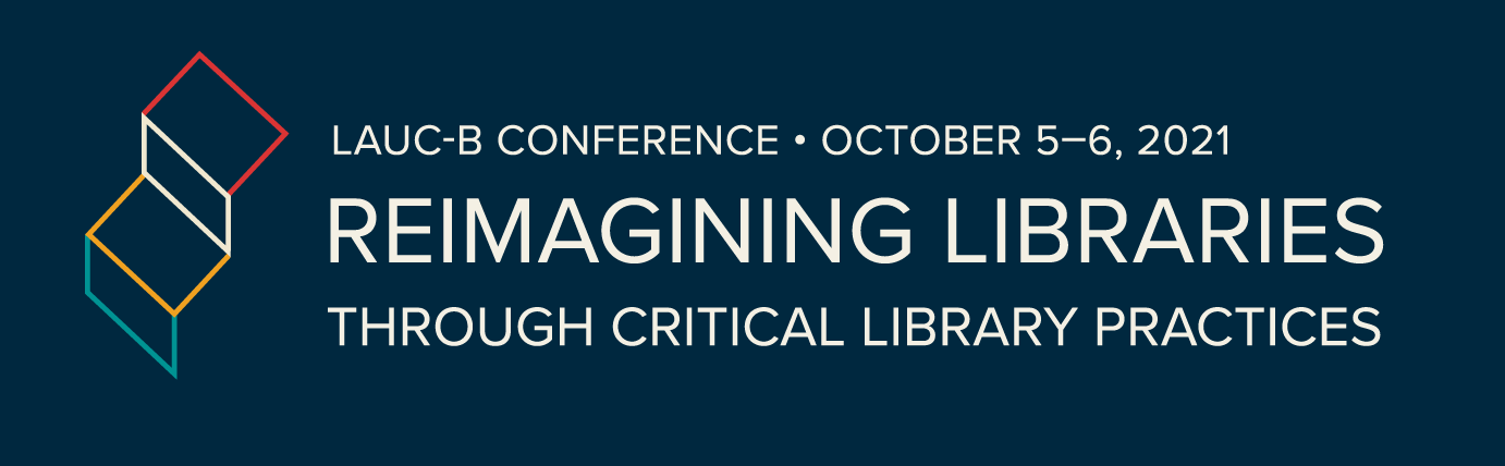 LAUC-B 2021 Conference Banner